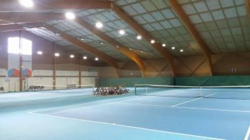 Salon Tenniskeskuksen sisäkentät