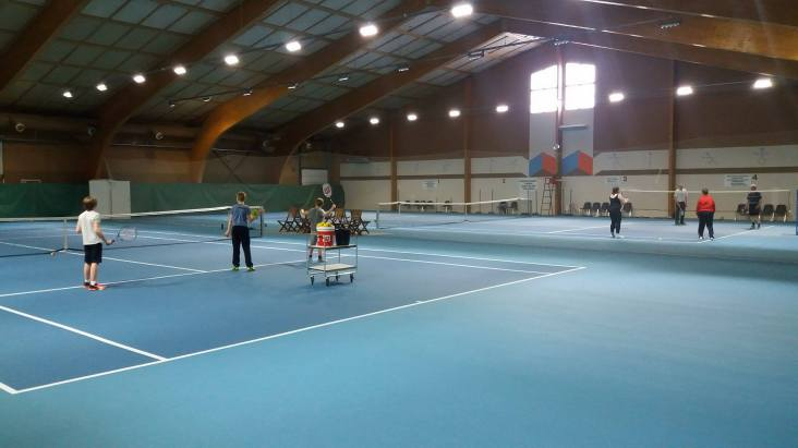 Salon Tenniskeskus 1